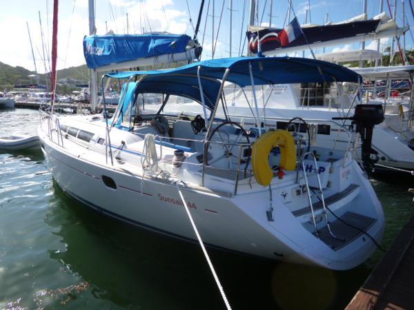 Jeanneau America Sun Odyssey 44i Asterie