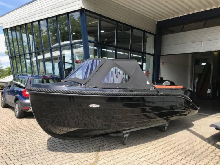 Oud Huijzer sloep  570 Tender