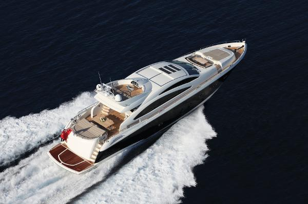 Sunseeker Predator 84 Manufacturer Provided Image: Sunseeker Predator 84
