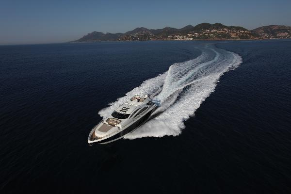 Sunseeker Predator 84 Running Shot