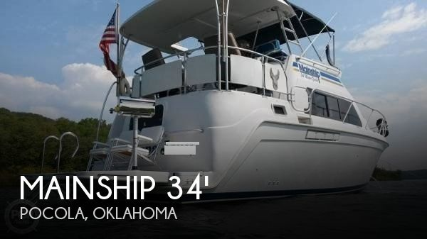 Aft cabin mainship boats for sale for Edenton motors inc edenton nc