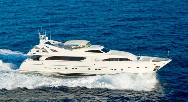 Ferretti Yachts Motor Yacht Profile