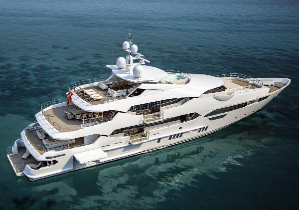 Sunseeker 155 Yacht View From Above