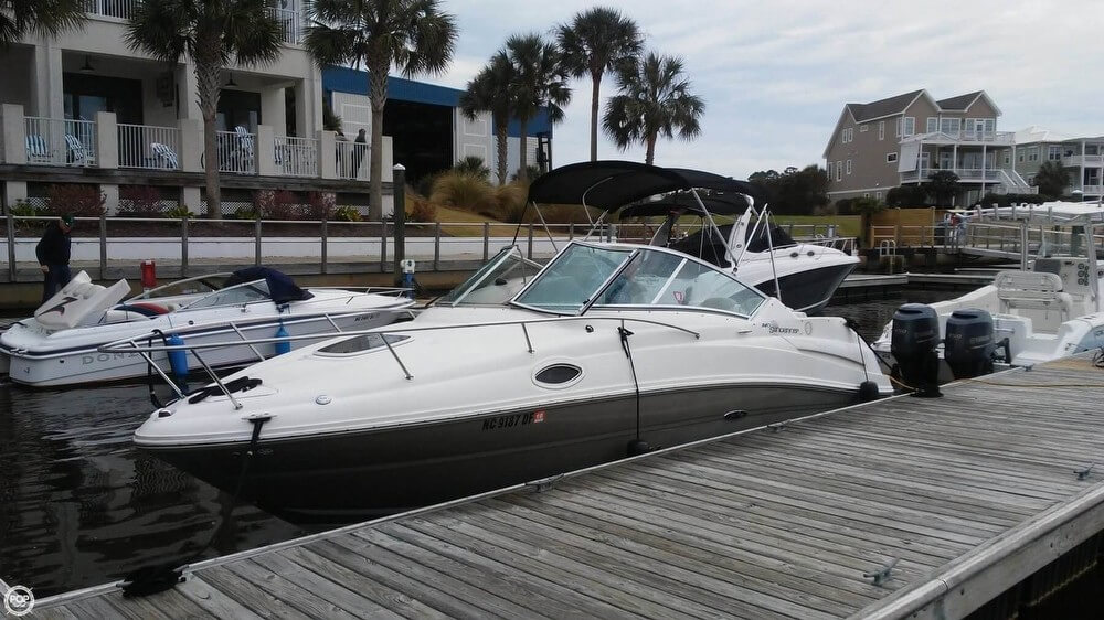 Sea Ray 240 Sundancer 2006 Sea Ray 240 Sundancer for sale in Southport, NC