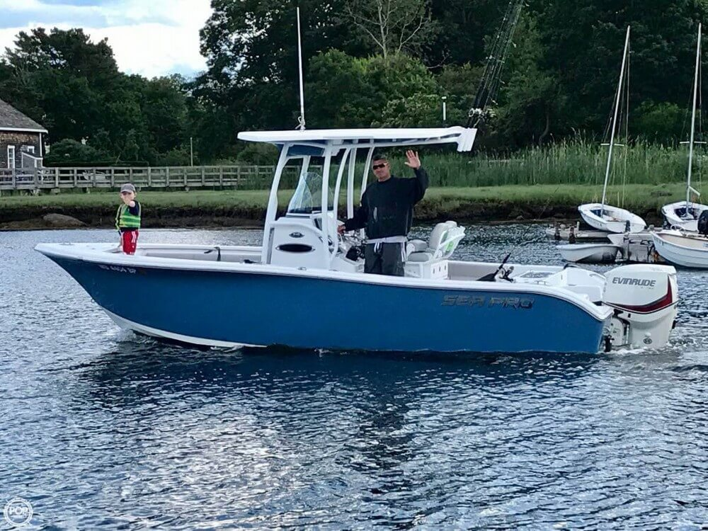 Sea Pro 219 Deep V Series 2016 Sea Pro 22 for sale in Scituate, MA
