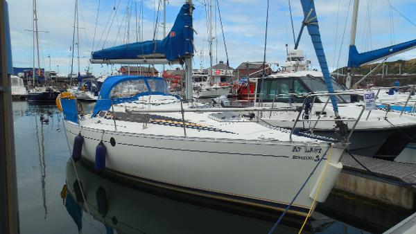 Beneteau First 285 Beneteau First 285 - At Last