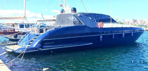 Overmarine Mangusta 80 Open Mangusta 80 2003 BC MARIN 01