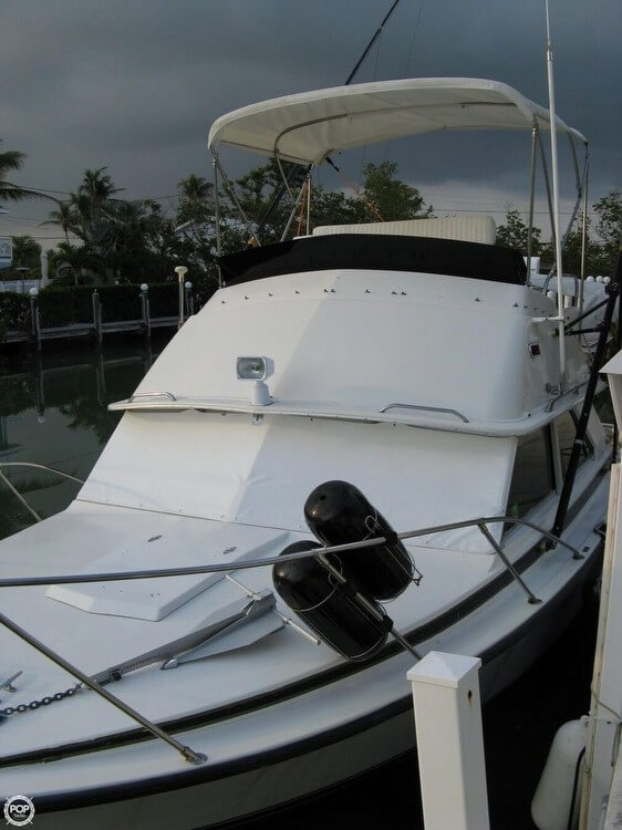 Bertram 28 Flybridge CRUISER 1977 Bertram 28 Flybridge Cruiser for sale in Marathon, FL