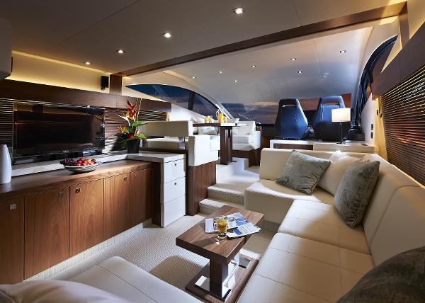 Sunseeker Mahattan 53 Interior