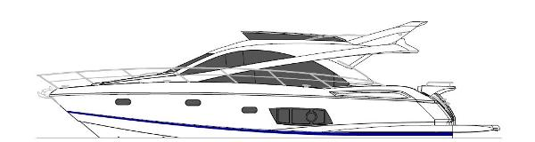 Sunseeker Mahattan 53 Profile