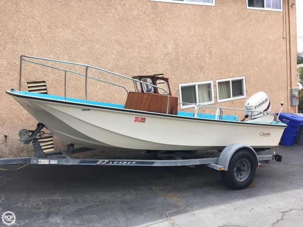 Boston Whaler 16 Nauset 1972 Boston Whaler 16 for sale in La Mesa, CA