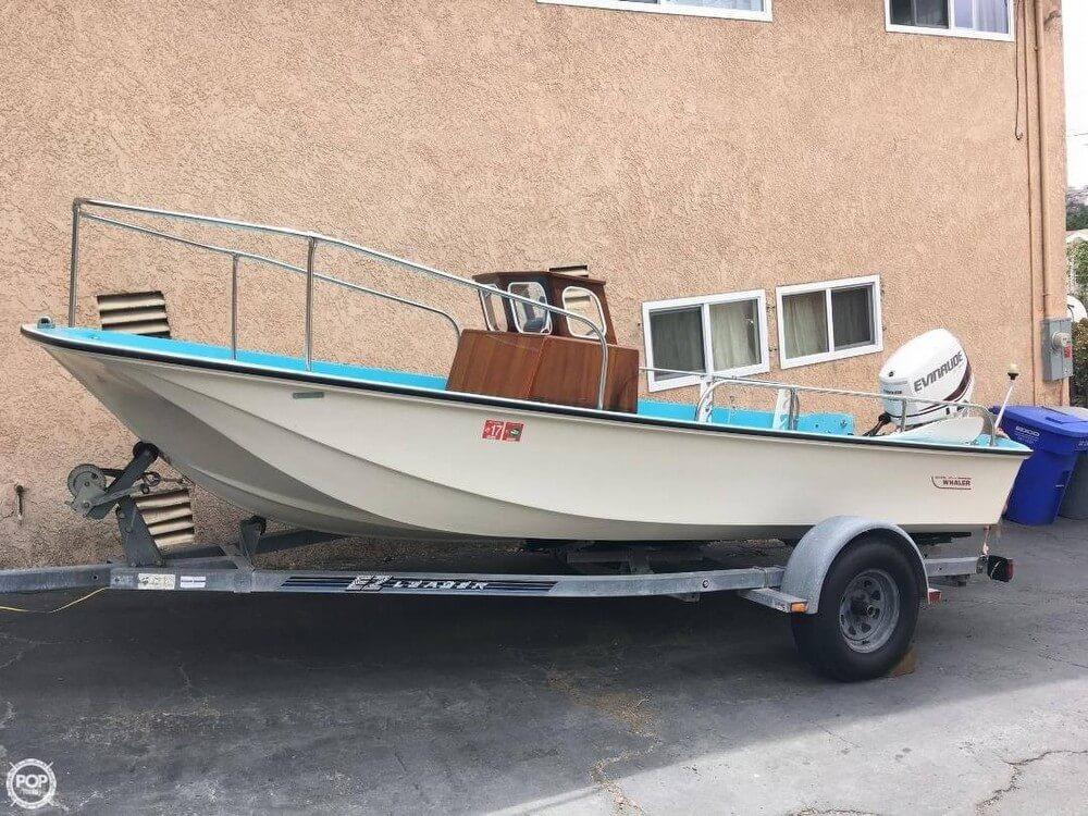 Boston Whaler 16 Nauset 1972 Boston Whaler 16 for sale in La Mesa, CA