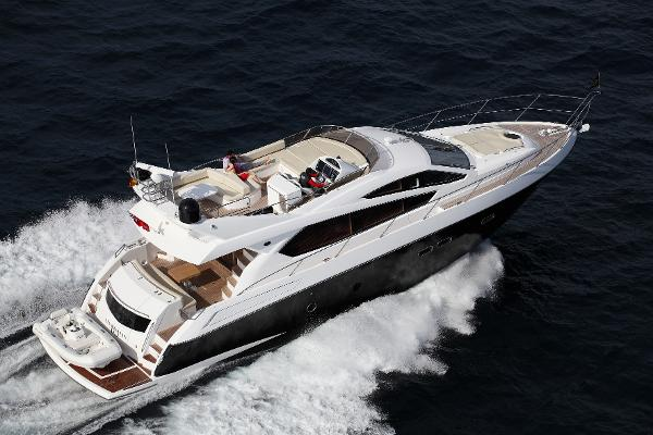 Sunseeker Manhattan 63 Aerial View