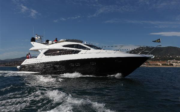 Sunseeker Manhattan 63 Running Shot