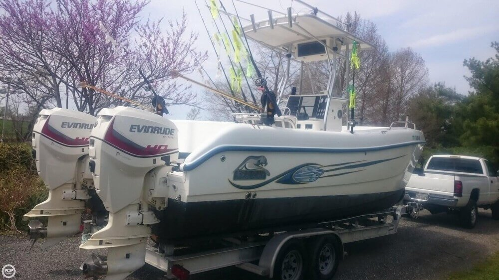 Sea Cat 22 SC 2006 Sea Cat 22 SC for sale in Denton, MD