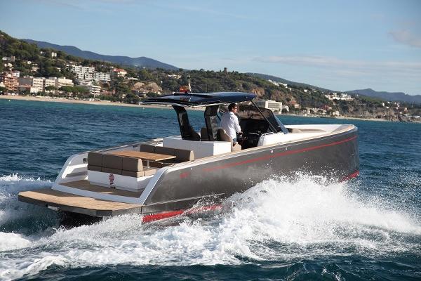 Pardo Yachts 38 Pardo 38
