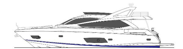 Sunseeker Manhattan 73 Profile