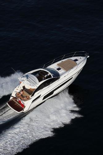 Thumbnail Sunseeker Portofino 40 Aerial View