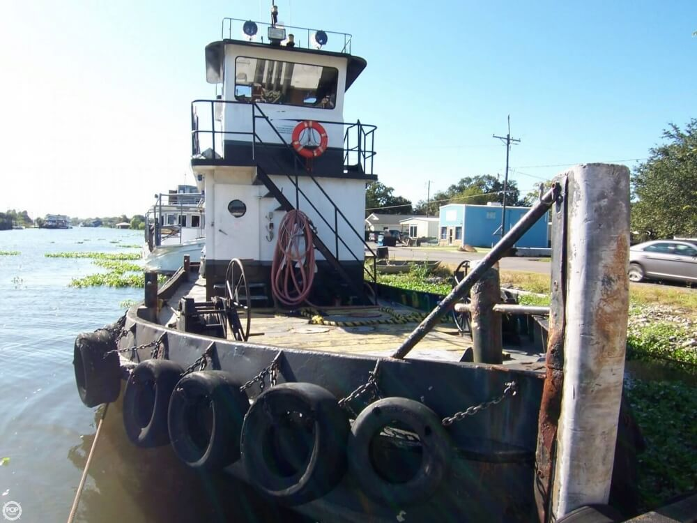 Steel Tug 55 Tug Towing Vessel LC 1981 Steel Tug 55 Tug Towing Vessel LC for sale in Galliano, LA