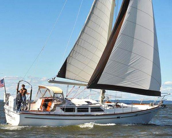 Gulfstar 39 Sailmaster