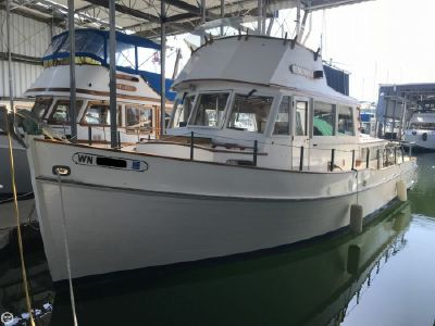 Grand Banks 36 Classic 1964 Grand Banks 36 Classic for sale in Kingston, WA