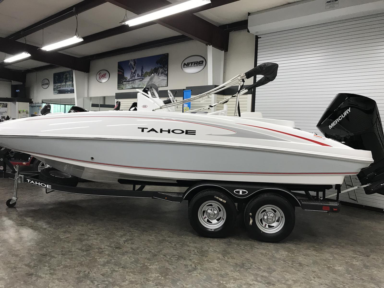 Tahoe TAHOE 2150 CC w/ Mercury 200Hp XL 4S 4.8 1.85