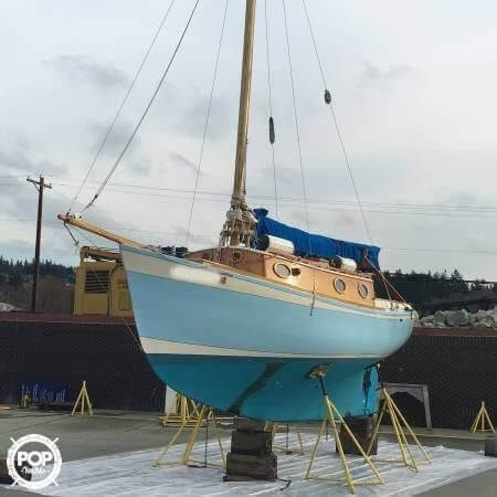Home Built 22 Motorsailer 2009 Homebuilt 22 Motorsailer for sale in Brier, WA
