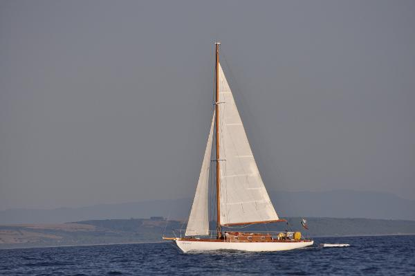 Baglietto Classic Bermudan Cutter Baglietto Classic Bermudan Cutter