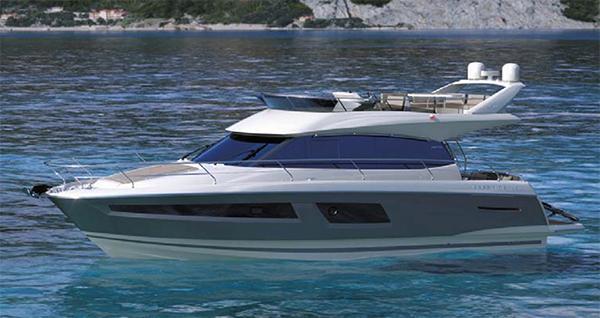 Prestige Yachts 450 Fly