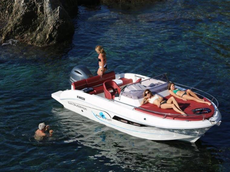 Pacific Craft Pacific Craft 630 Sun Cruiser
