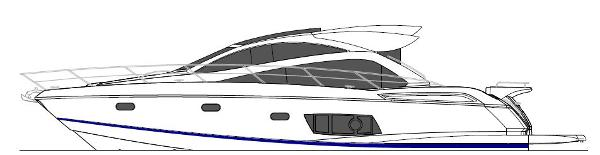 Sunseeker Predator 53 Profile