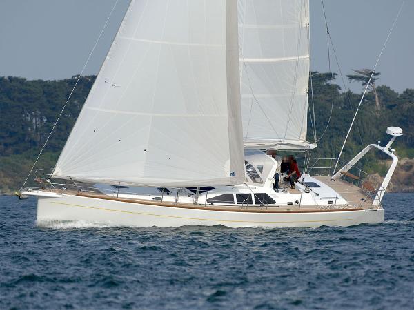 Alliage 48 CC AYC Yachtbroker - Alliage 48 CC