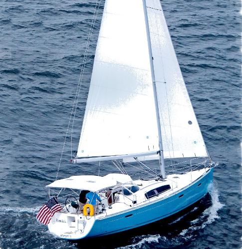 Beneteau Oceanis 40 Tri-Cabin