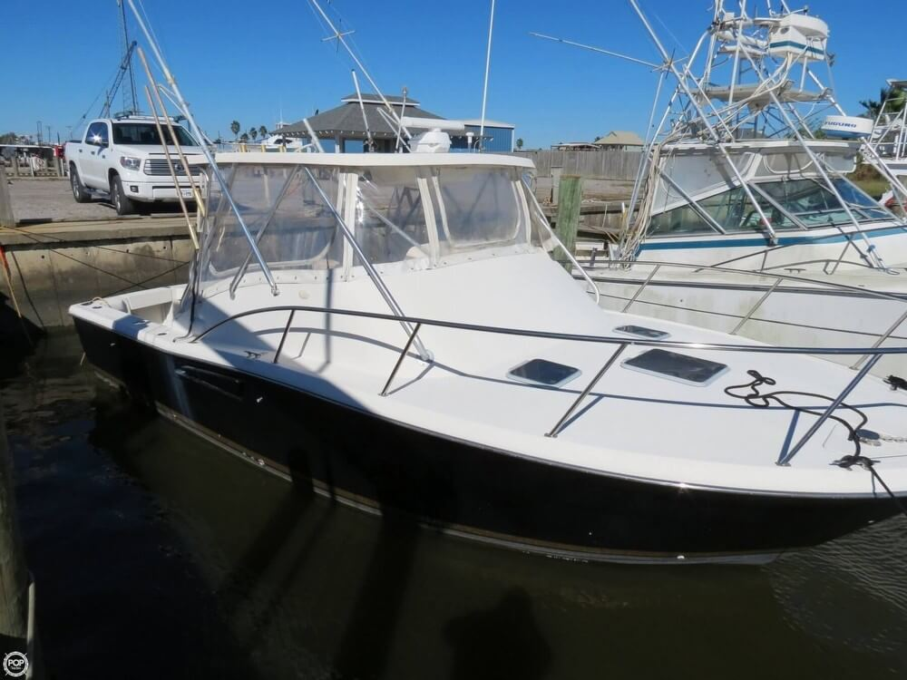 Pursuit 3000 Offshore 1995 Pursuit 3000 Offshore for sale in Cypremort, LA