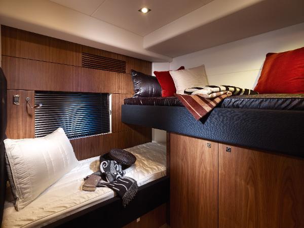 Sunseeker Predator 64 Twin Cabin