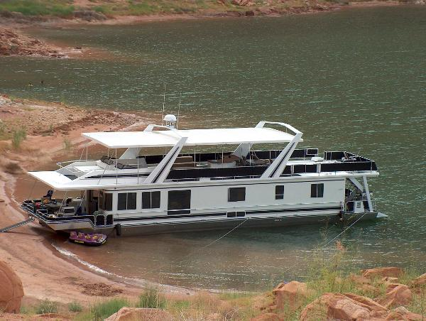Stardust 75 x 18 1/18 Multi-Ownership Houseboat