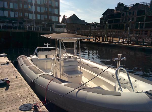 Hunt Yachts HBI 28ft