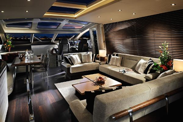 Sunseeker Predator 80 Interior