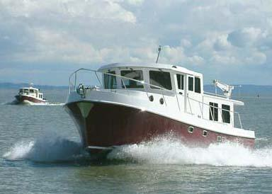 American Tug 41 Manufacturer Provided Image