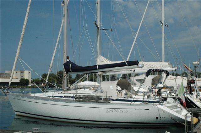 Boatyard Grand Soleil 43
