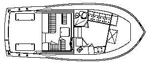 Carolina Classic 32 Layout - Manufacturer provided image