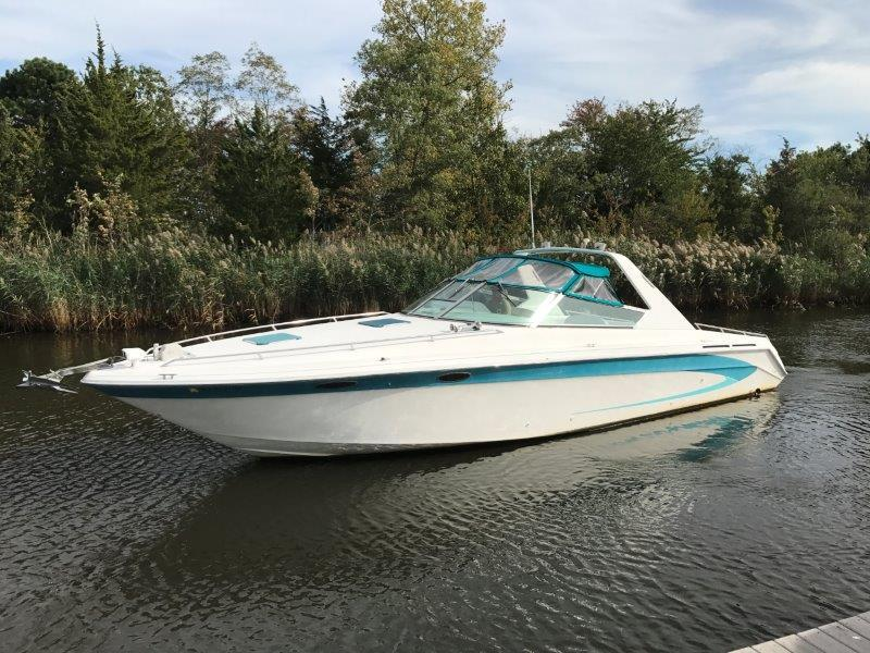 Sea Ray 380 Sun Sport Profile