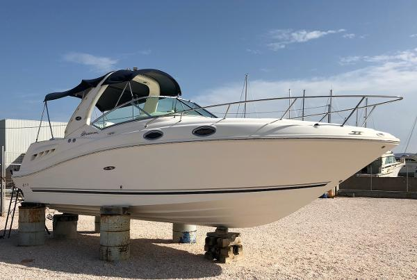 Sea Ray 275 Sundancer (without engine)