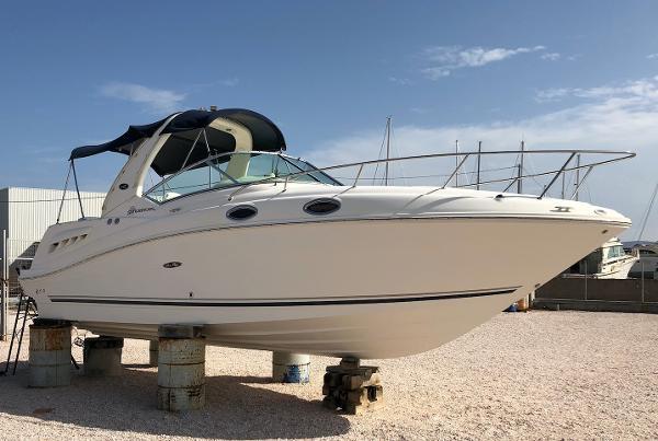 Sea Ray 275 Sundancer (without engine)