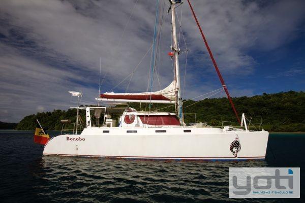Catamaran Prometa Banana 43