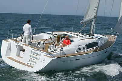 Beneteau America 46 Manufacturer Provided Image