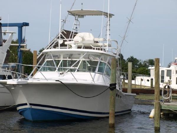 Luhrs 36 Open 27KT CRUISE, TURN KEY