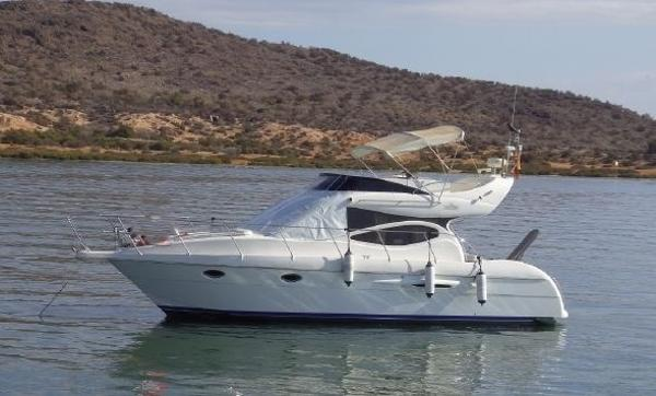 Doqueve Majestic 39 Flybridge DOQUEVE Majestic 39 Fly (2001) - Costa Blanca / Spain