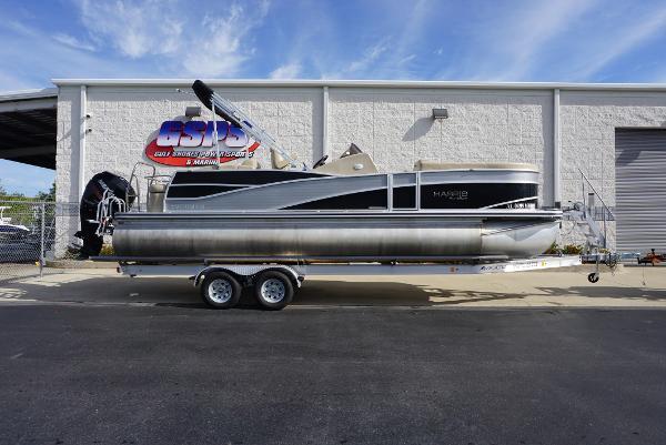 Harris FloteBote 250 Grand Mariner SL