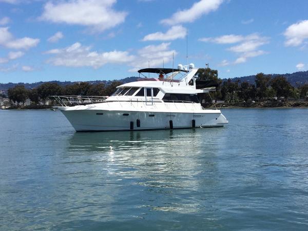 Symbol Yachts 55 Pilothouse